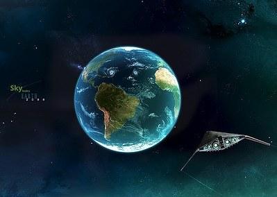 Earth 2088 Home